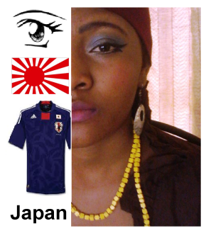 From Geisha to a Rebel Mrembo Maridadi 1: Hajimemashite :)