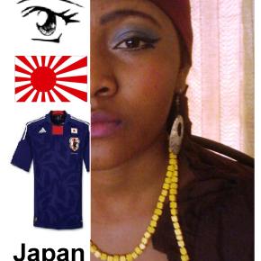 From Geisha to a Rebel Mrembo Maridadi 1: Hajimemashite:)