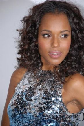 Celebrity Crush 101: Kerry Washington#makeup