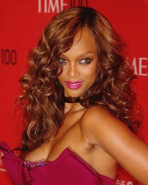 Celebrity Crush 101: Tyra Banks#makeup